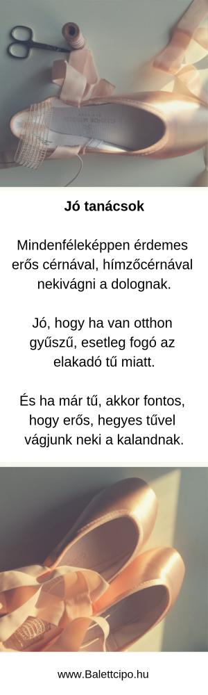 6 Spicc cipő megvarrása Balettcipo.hu